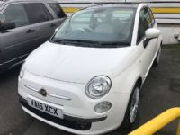 ***SOLD***Fiat 500 Lounge 2015***SOLD***
